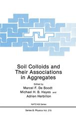 Soil Colloids and Their Associations in Aggregates