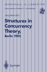 Structures in Concurrency Theory: Proceedings of the International Workshop on Structures in Concurrency Theory (STRICT), Berlin, 11–13 May 1995