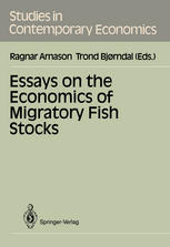 Essays on the Economics of Migratory Fish Stocks