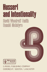 Husserl and Intentionality: A Study of Mind, Meaning, and Language