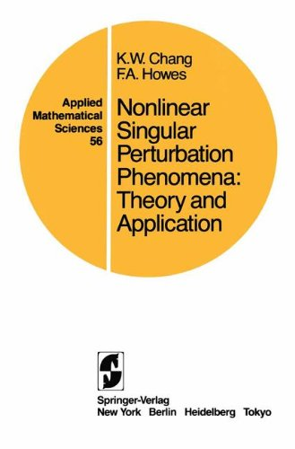 Nonlinear Singular Perturbation Phenomena: Theory and Applications