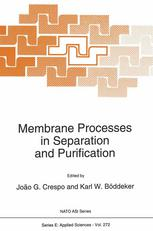 Membrane Processes in Separation and Purification