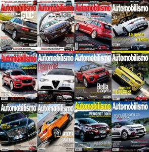 Automobilismo - 2016 Full Year Issues Collection