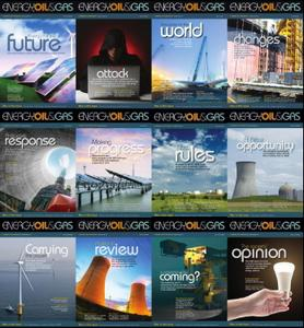 Energy, Oil & Gas - 2016 Full Year Issues Collection