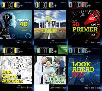 Connections Plus - 2016 Full Year Issues Collection