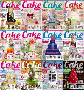 Cake Masters - 2016 Full Year Issues Collection