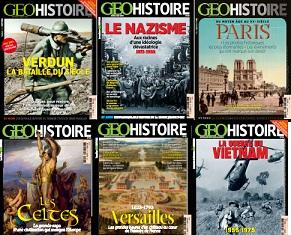 Geo Histoire - Full Year 2016 Collection