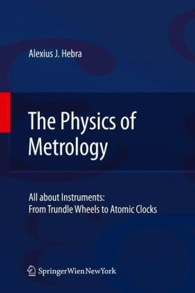 The Physics of Metrology: All about Instruments
