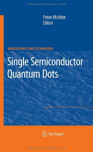 Single Semiconductor Quantum Dots