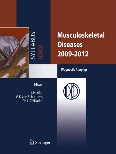 Musculoskeletal Diseases 2009-2012: Diagnostic Imaging