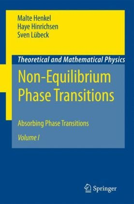 Non-Equilibrium Phase Transitions: Absorbing Phase Transitions