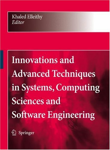 Innovations and Advanced Techniques in Systems, Computing Sciences and Software Engineering