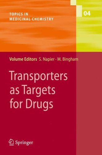 Transporters as Targets for Drugs
