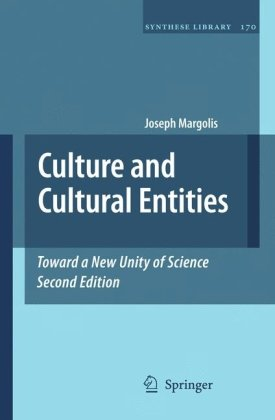 Culture and Cultural Entities: Toward a New Unity of Science