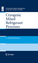 Cryogenic Mixed Refrigerant Processes