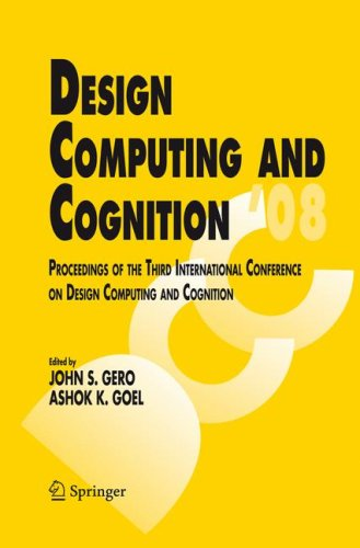 Design Computing and Cognition 8: Proceedings of the Third International Conference on Design Computing and Cognition