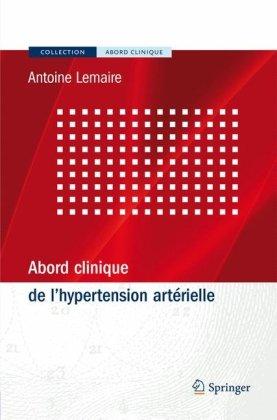 Abord clinique de lhypertension artérielle