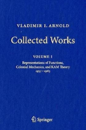 Collected Works: Representations of Functions, Celestial Mechanics and KAM Theory, 1957–1965