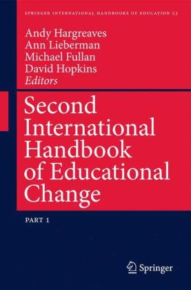 Second International Handbook of Educational Change