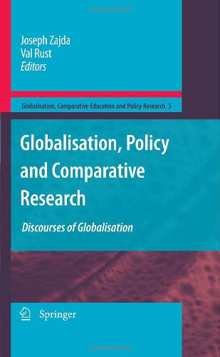 Globalisation, Policy and Comparative Research: Discourses of Globalisation