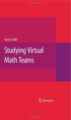 Studying Virtual Math Teams