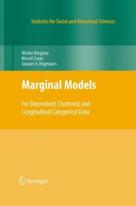 Marginal Models: For Dependent, Clustered, and Longitudinal Categorical Data