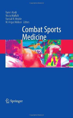 Combat Sports Medicine