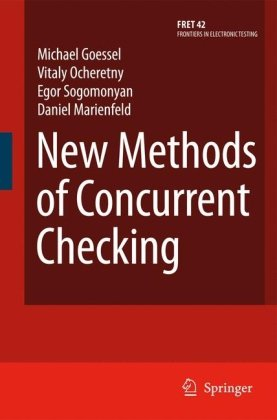 New Methods of Concurrent Checking (Frontiers in Electronic Testing)