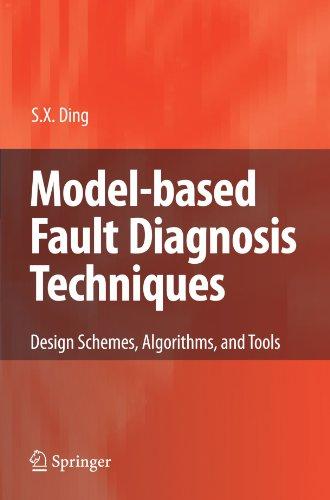 Model-based Fault Diagnosis Techniques: Design Schemes, Algorithms, and Tools