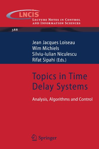 Topics in Time Delay Systems: Analysis, Algorithms and Control