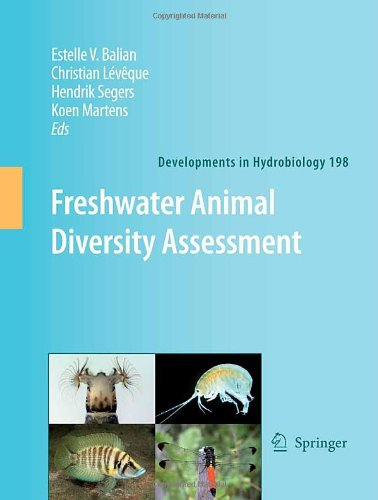 Freshwater Animal Diversity Assessment (Developments in Hydrobiology)