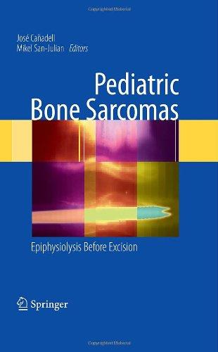 Pediatric Bone Sarcomas: Epiphysiolysis before excision
