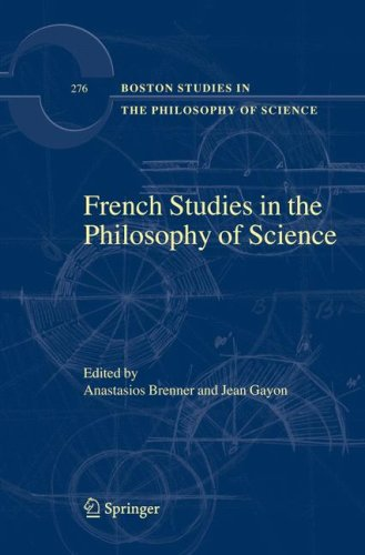 French Studies in the Philosophy of Science: Contemporary Research in France