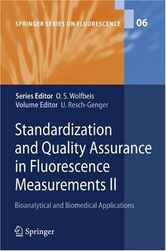 Standardization and Quality Assurance in Fluorescence Measurements II: Bioanalytical and Biomedical Applications