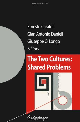 The Two Cultures: Shared Problems