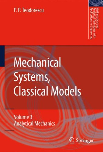 Mechanical Systems, Classical Models: Volume III: Analytical Mechanics
