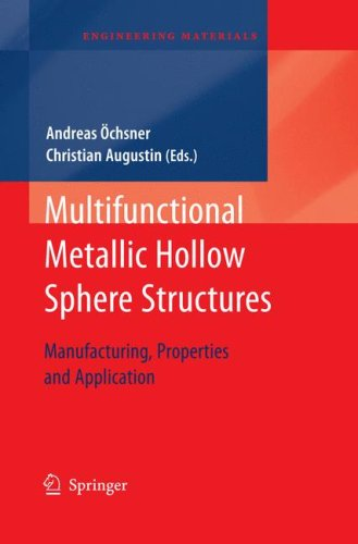 Multifunctional Metallic Hollow Sphere Structures: Manufacturing, Properties and Application