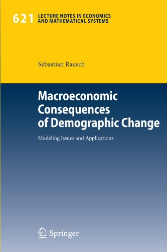 Macroeconomic Consequences of Demographic Change: Modeling Issues and Applications