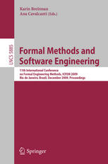 Formal Methods and Software Engineering: 11th International Conference on Formal Engineering Methods ICFEM 2009, Rio de Janeiro, Brazil, December 9-12