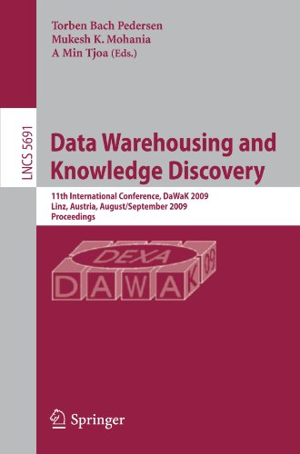 Data Warehousing and Knowledge Discovery: 11th International Conference, DaWaK 2009 Linz, Austria, August 31–September 2, 2009 Proceedings