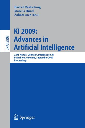 KI 2009: Advances in Artificial Intelligence: 32nd Annual German Conference on AI, Paderborn, Germany, September 15-18, 2009. Proceedings