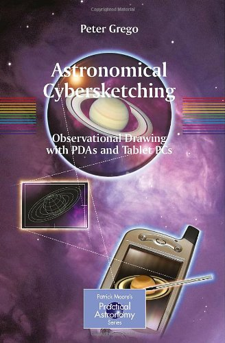 Astronomical Cybersketching: Observational Drawing with PDAs and Tablet PCs