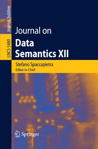 Journal on Data Semantics XII