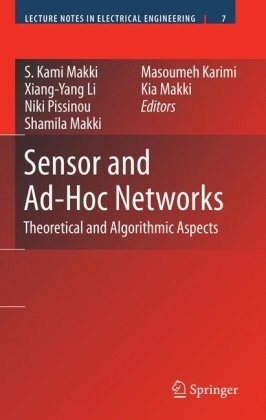 Sensor and Ad Hoc Networks: Theoretical and Algorithmic Aspects