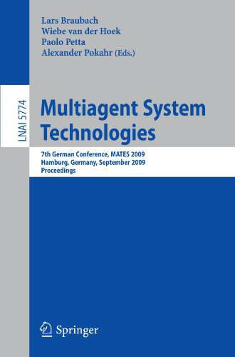 Multiagent System Technologies: 7th German Conference, MATES 2009, Hamburg, Germany, September 9-11, 2009. Proceedings