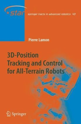 3D-Position Tracking and Control for All-Terrain Robots