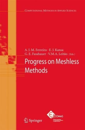Progress on Meshless Methods (Computational Methods in Applied Sciences)