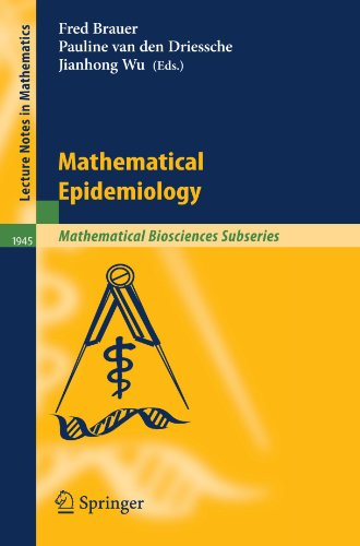 Mathematical Epidemiology