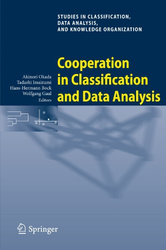 Cooperation in Classification and Data Analysis: Proceedings of Two German-Japanese Workshops