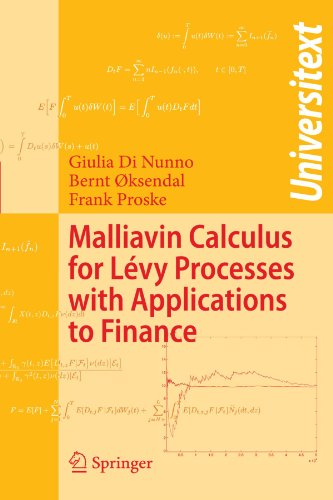 Malliavin Calculus for Lévy Processes with Applications to Finance